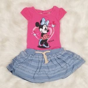 Disney Outfit 18M